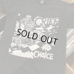 画像1: GRIEF / No choice (t-shirt)