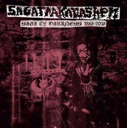 画像1: SAGATRAKAVASHEN / Saga of darkness 1988-2018 (2Lp) F.o.a.d.
