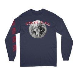 画像1: SICK OF IT ALL / Soia x Bj Papas (long sleeve t-shirt) Revelation