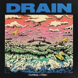 画像1: DRAIN / California cursed (cd)(Lp)(tape) Revelation