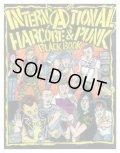 INTERNATIONAL HARDCORE & PUNK Black book zine (book)