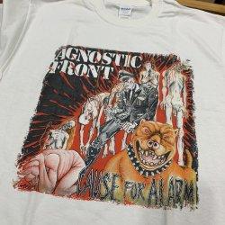 画像1: AGNOSTIC FRONT / Soldier (t-shirt)