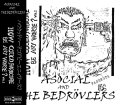 ■予約商品■ ASOCIAL, BEDROVLERS / How could hardcore be any worse? vol. 1 (cd) Black konflik