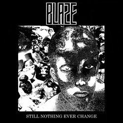 画像1: BLAZE  / Still nothing ever change (Lp) General speech