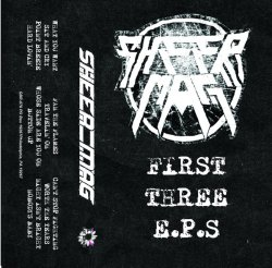 画像1:   SHEER MAG / First three eps (tape) Get better