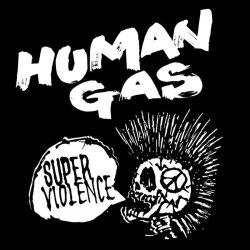 画像1: HUMAN GAS / Super violence (cd) Break the records