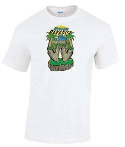 画像1: PARADISE RC TEE (t-shirt) RCslum