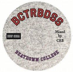 画像1: ■予約商品■ CE$ / Bctrbdss est2011 Beatdown College (cd)