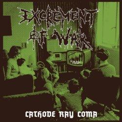 画像1: EXCREMENT OF WAR / Cathode ray coma (Lp) Phobia