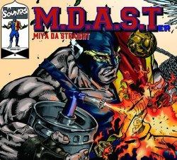 画像1:   MIYA DA STRAIGHT / M.D.A.S.T ep (cd) Dirtrain/WDsounds