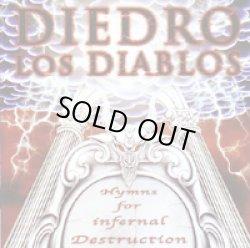 画像1: DIEDRO LOS DIABLOS / Hymns for infernal destruction (cd) Juke boxxx
