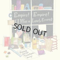 画像1: Empire! Empire! (I Was a Lonely Estate) / Home After Three Months Away (7ep) Stiff slack