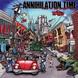 画像1: ANNIHILATION TIME / Tales of the ancient age (cd) (Lp) Tee pee