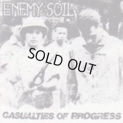 画像1: ENEMY SOIL / Casualties Of Progress (cd) Relapse Records