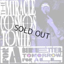 画像1: THE MIRACLE, COSMOS, TONITE / 3way split (cd) falling leaves