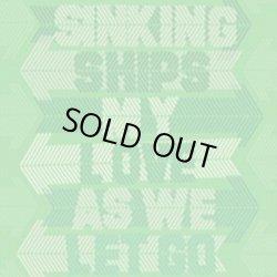 画像1: SINKING SHIPS, MY LOVE, AS WE LET GO / 3way split (cd) ALLIANCE TRAX