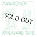 MINUTEMEN / Paranoid Time (cd) sst