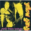 YELLOW GANG / Junk Fuss Songs (cd) I hate smoke