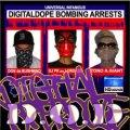 D.O.D / Digital Dope Bombing Arrests (cd) WD sounds