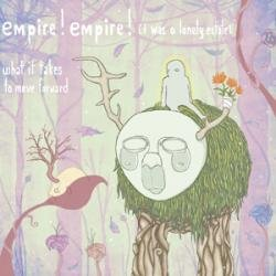 画像1: EMPIRE! EMPIRE! (I WAS A LONELY ESTATE) / What It Takes To Move Forward (cd) STIFF SLACK