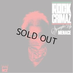 画像1: ROCKCRIMAZ / Straight Up Menace (cd) Bowl head inc.