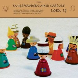 画像1: ロバQ / Smile Powder/Mind Capsule (cd) Captain Trip