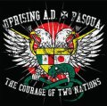 PASQUA, UPRISING A.D / split (cd) CABOOSE Recordings