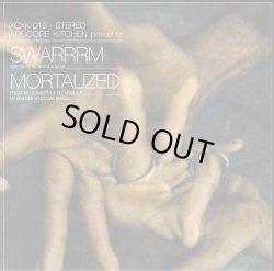 画像1: SWARRRM, MORTALIZED / split (cd) HARD CORE KITCHEN