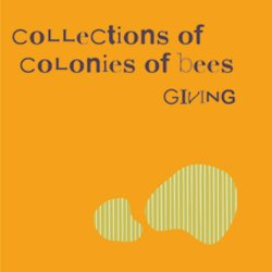 画像1: COLLECTIONSOF COLONIES OF BEES / Giving (cd) Contrarede