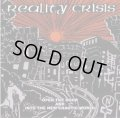 REALITY CRISIS / Open the door and into the new chaotic world (Lp) Whisper in darkness