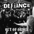 DEFIANCE / Out of order (cd) Unrest
