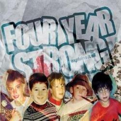 画像1: FOUR YEAR STRONG / Explains It All (cd) I Surrender Records