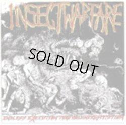 画像1: INSECT WARFARE / ENDLESS EXECUTION THRU VIOLENT RESTITUTION (cd) 625 thrash core