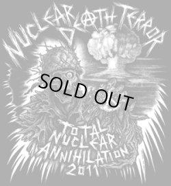 画像1: NUCLEAR DEATH TERROR / Total nuclear annihilation (cd) Alternative distribution-Crew for life