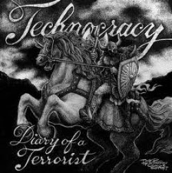 "画像1: TECHNOCRACY / Diary of terrorist (12"") Guerrilla"