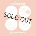 malegoat / Plan Infiltration (cd) Water slide