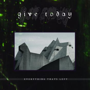 give today everything that s left cd mark my words record shop